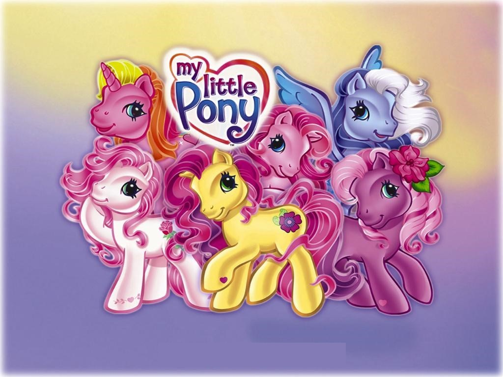 "Pony "" may become the first Hasbro property to spawn a TV series"
