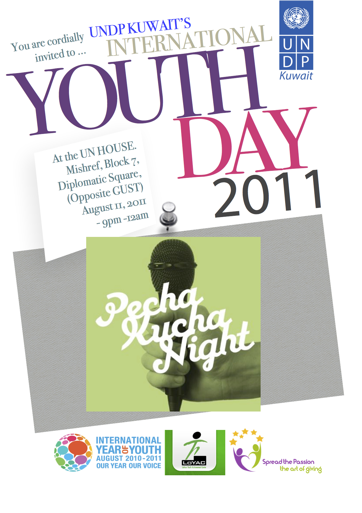 sample youth day occasion speech